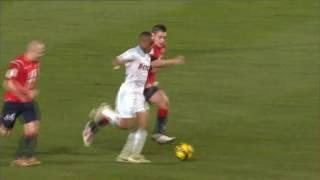 Saison 2010-2011 26ème journée Olympique de Marseille Lille 1-2