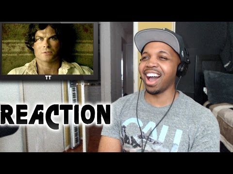 REACTION To Vampire Diaries Season 7 Episode 10 7x10