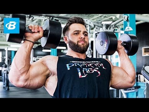 Building the very best Shoulder Workout