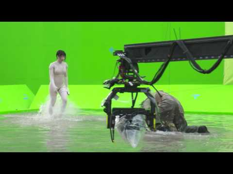 Ghost In The Shell | Major Action | Paramount Pictures UK