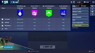 Fortnite Save The World Rich TRADING + Giveaway every 5 SUBSCRIBERS + No Fee crafting