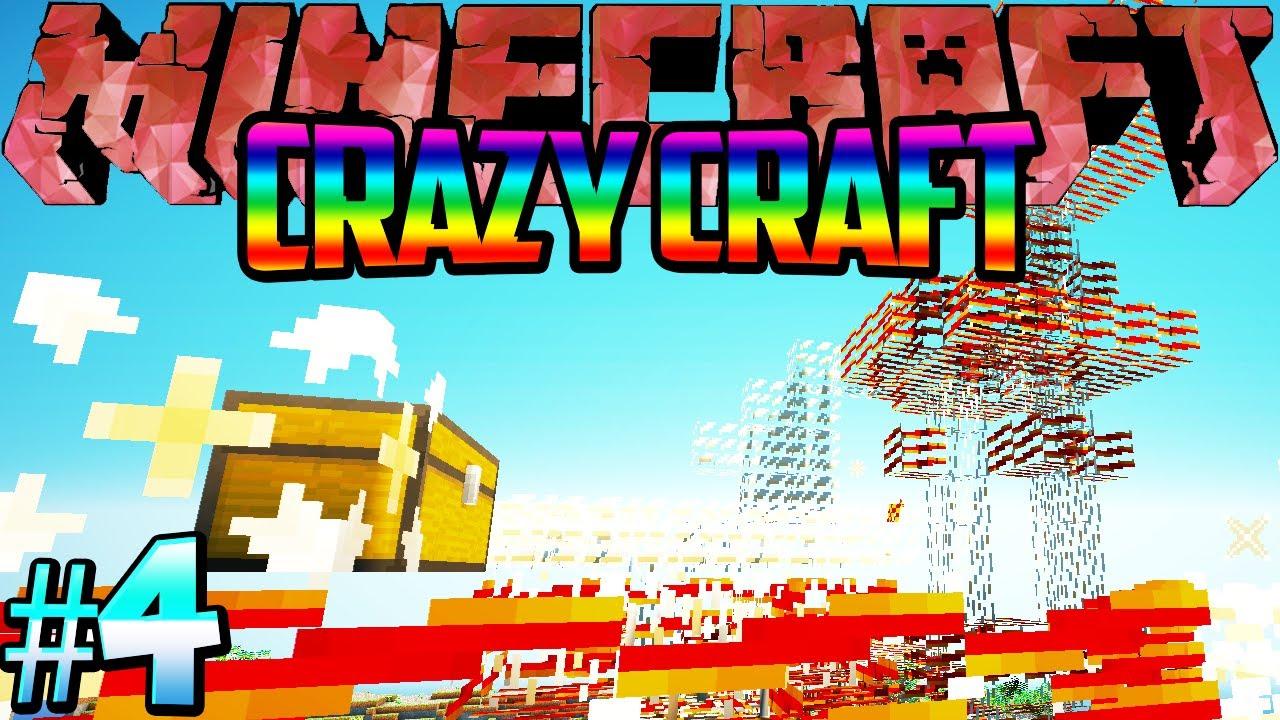 Minecraft Crazy Craft  U0026quot Tree House U0026quot   U0026quot Season 2 U0026quot  Orespawn Modded Survival  4 W  Lachlan  U0026 Preston