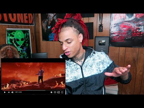 Phora – Love is Hell ft. Trippie Redd | MUSIC VIDEO REACTION!!