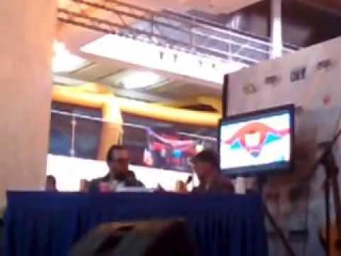 Actor de Doblaje Entrevista Luis Miguel Peréz Superman