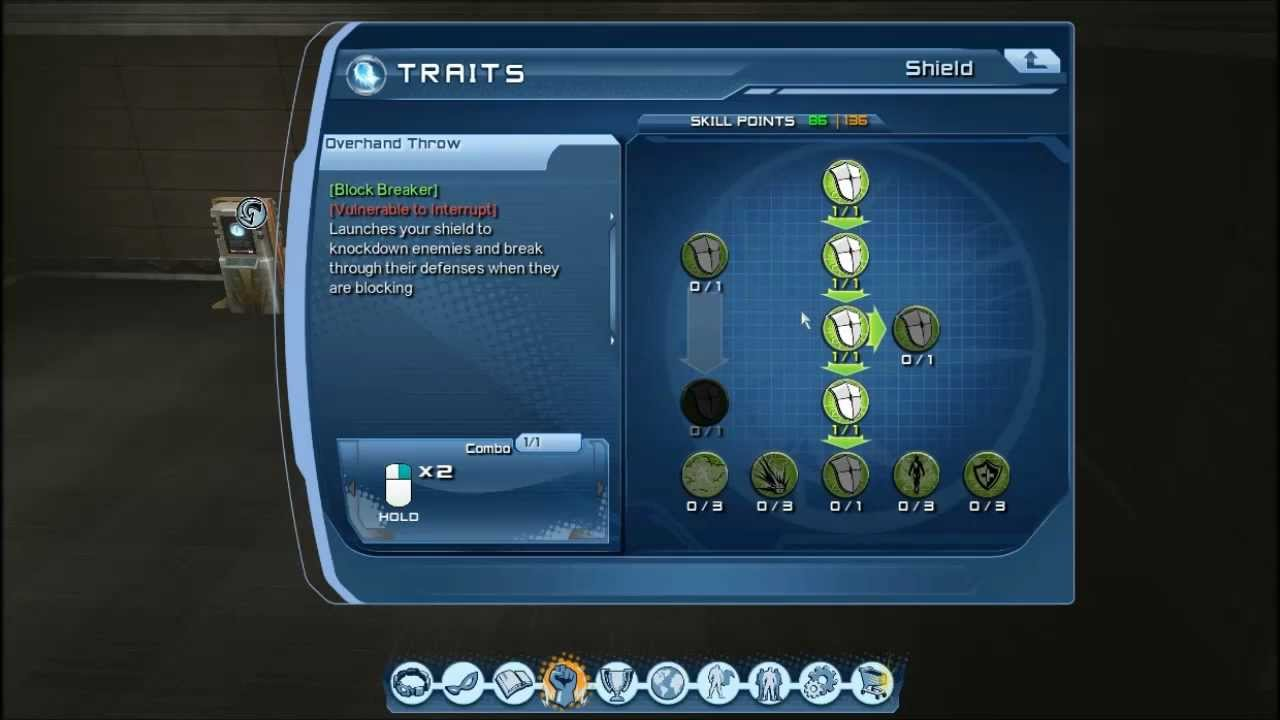 dcuo how to get more skill points