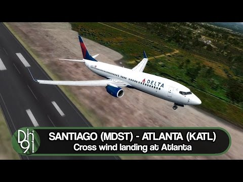 P3D V3 Full Flight l Learning on the Job l MDST ✈ KATL l PMDG 737