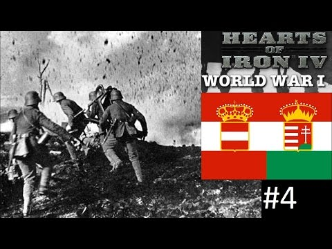 Hearts of Iron IV Austro Hungarian Empire Part 4