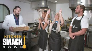 WWE Superstars compete in a wild cooking competition: Kitchen SmackDown