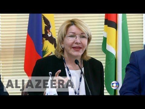 Venezuela's ex-prosecutor: I have corruption evidence on Maduro