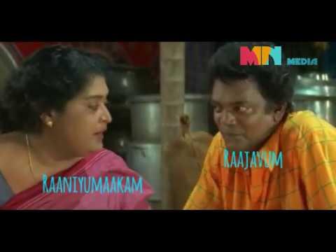 Pinnil vannu kannu potham feat. SALIM KUMAR | MN Media