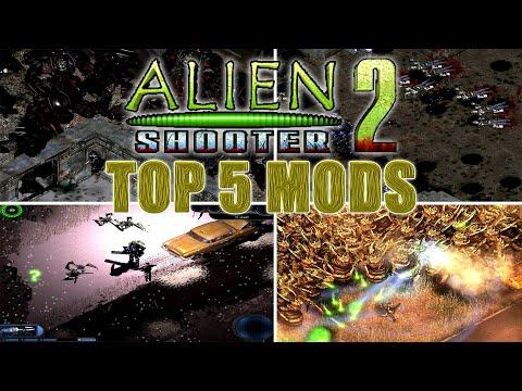TOP 5 Alien Shooter 2 Mods