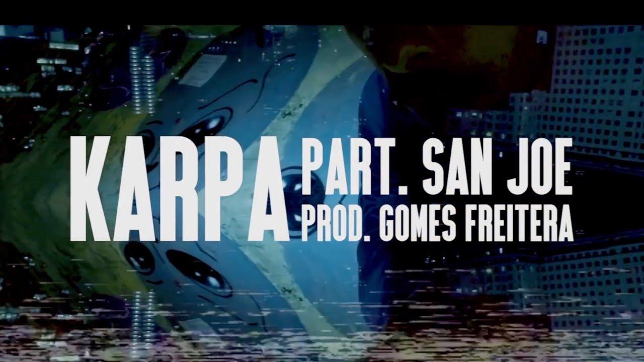 Karpa - Demônios (Part. San Joe) Prod. Freitera [REPOST]