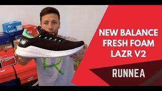 New Balance Fresh Foam Lazr V2: Review