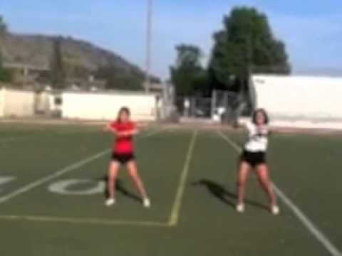 Glendale High School 2013-2014 Cheer Tryouts