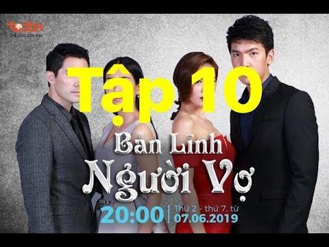 Phim Thái Lan BẢN LĨNH NGƯỜI VỢ TẬP 10  thuyết minh