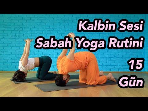 Kalbin Sesi Sabah Yoga Rutini | Kendi Hikayenin Kahramanı Ol! (Her Seviyeye Uygun)