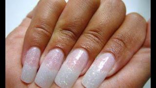 Обучение наращивание ногтей гелем в домашних условиях
