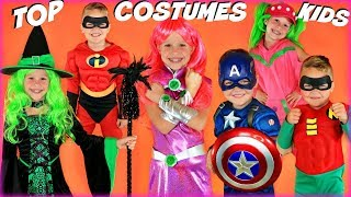 16 Halloween Costumes: Incredibles Costumes, Fortnite, Superheroes and More!