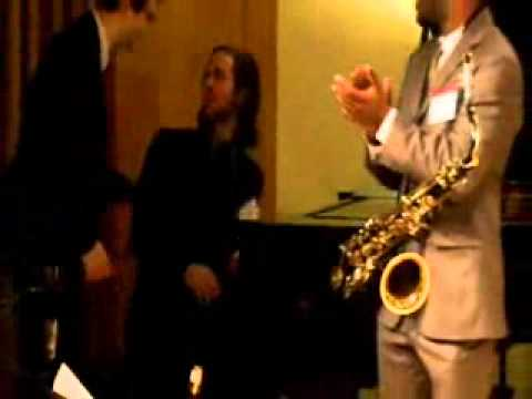 Now's the Time with Wynton Marsalis, Taylor Clay, Drew Coles
