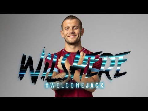 WEST HAM UNITED SIGN JACK WILSHERE!