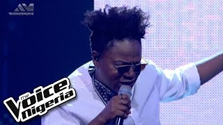 "Brenda sings ""Am Taken"" / Live Show / The Voice Nigeria 2016"