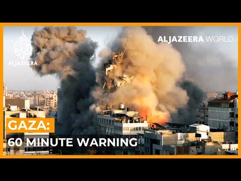 Gaza: 60-Minute Warning   Al Jazeera World