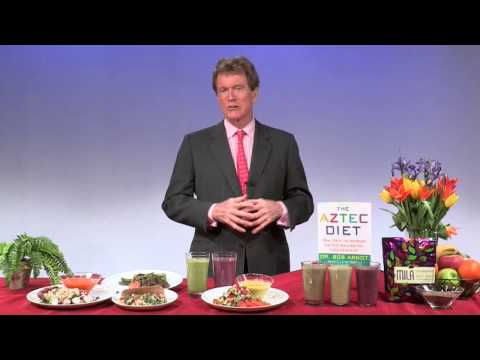 "Dr. Bob Arnot - ""Aztec Diet"" Interview"