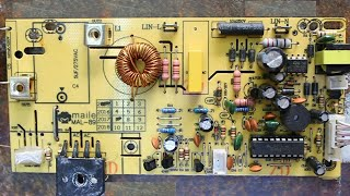 How to Repair Short Circuited Induction Cooktop Easily