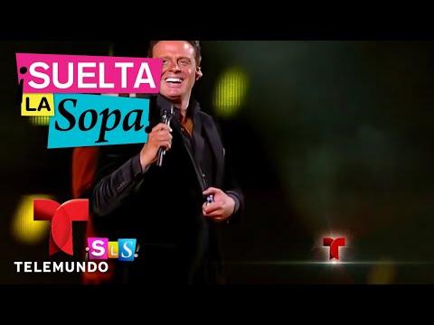 Luis Miguel anuncia gira por Estados Unidos   Suelta La Sopa   Entretenimiento