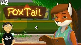FOXTAIL - №2. ЧЕРНЫЙ КОТ