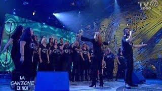 """""""La Canzone Di Noi - La Gara"""" - All Over Gospel Choir - """"You Are Good"""""""