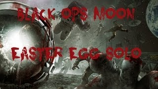 Call Of Duty Black Ops Moon - Easter Egg Solo
