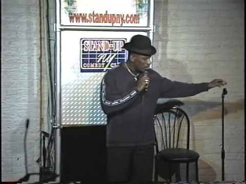 Stand UP NY 2001