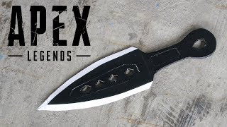 Apex Legends - Secret Heirloom Knife - How to make Ninja Sword