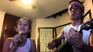 When the stars go blue (Cover) - Juli y Marian Rodríguez
