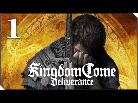 KINGDOM COME DELIVERANCE | Capítulo 1 | J U E G A Z O! Aventura Epica nos espera!