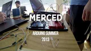 Arduino Summer 2013 Cap 01