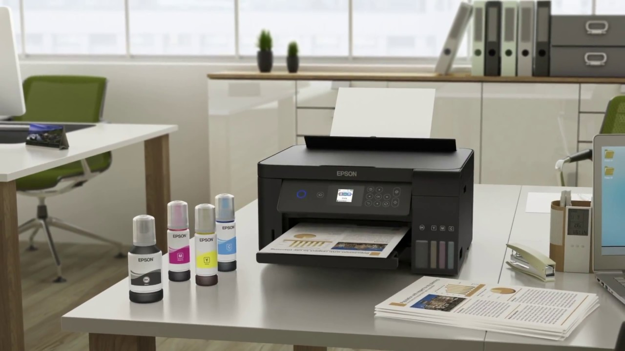 Epson Compact Integrated Ink Tank Printers