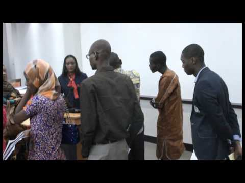 Accès Canada: la conférence de Presse à Dakar-Sénégal dernier extrait
