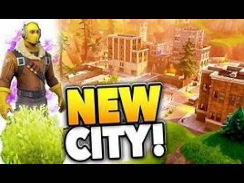 NEW CITYS NEXT WEEK/NEW RAPTOR OUTFIT FORTNITE BATTLE ROYAL LIVESTREAM (PS4)