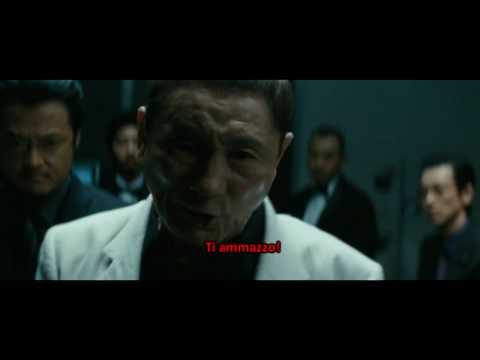 Trailer OUTRAGE Di Kitano SOTT. ITA.m2t