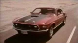 Ford Mustang Mach I Commercial (1969)