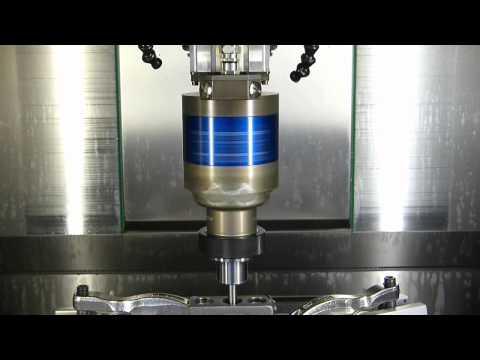 ID04: Xstep® Honwerkzeug auf KomTronic® U-Achs-System - Honen im BAZ