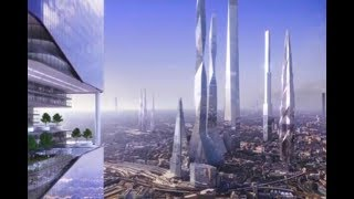 The World's Future In 2100  - An Amazing Future For Humans