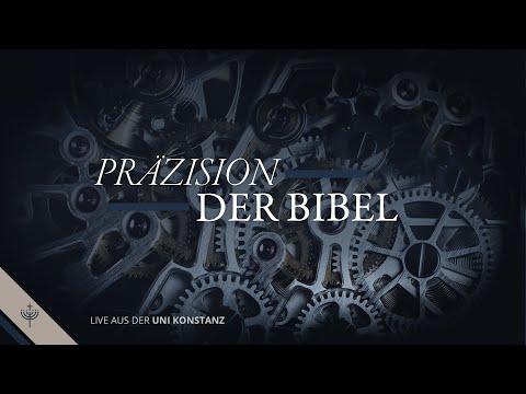 Die Präzision der Bibel
