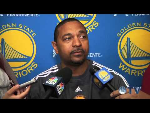 Mark Jackson Interview - 9/24/13