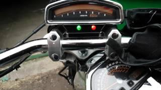 Hard Krome Velocity Pro M109R