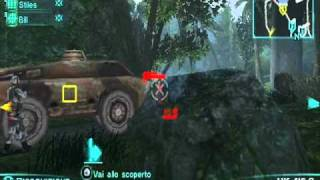 Ghost Recon Predator PSP Gameplay