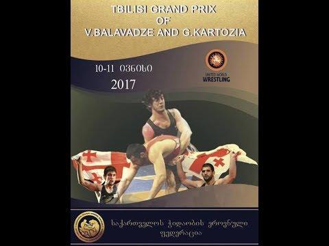 TBILISI GRAND PRIX OF V. BALAVADZE AND G.KARTOZIA DAY II FINAL