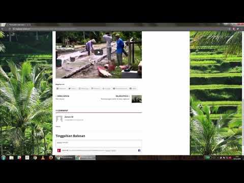 Website SIdeka Wordpress Tutorial 5 Mengatur Komentar Mematikan Komentar thumbnail